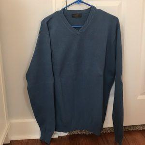 Banana Republic Stretch V-Neck Sweater
